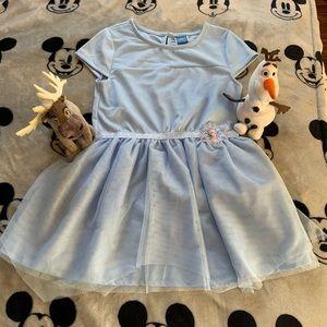 NWT Disney Frozen Elsa dress 8/10